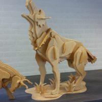 Creatieve houtbewerking