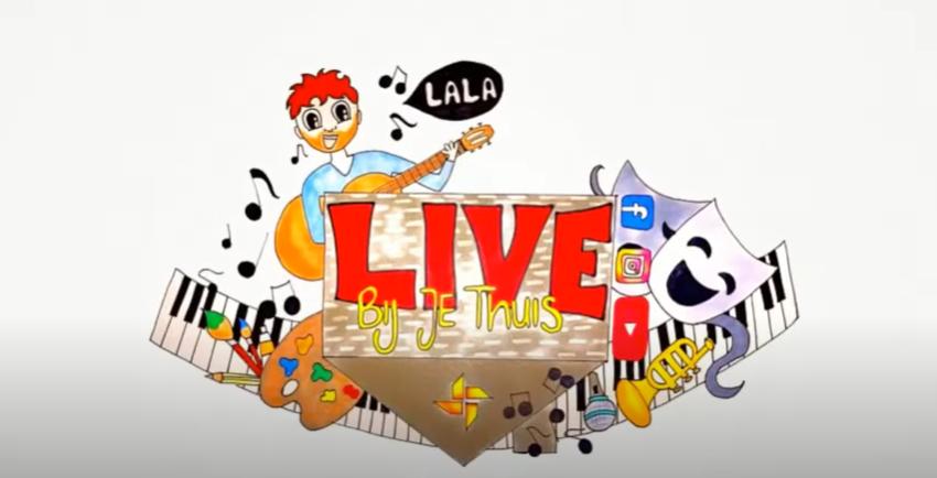 Live op YouTube!